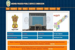 APPSC Panchayat Secretary Prelims result 2019 declared at psc.ap.gov.in | Steps to check results here
