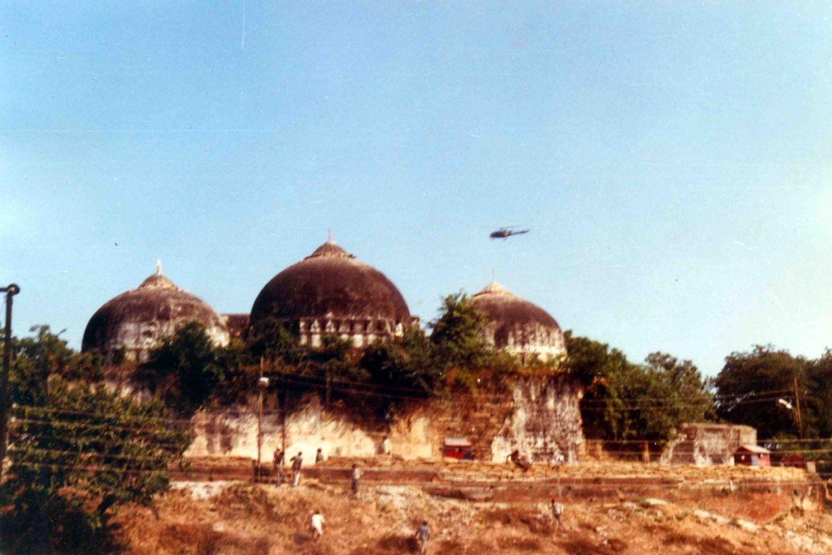 babri masjid, demolition, lal krishna advani, murli manohar joshi, uma bharti