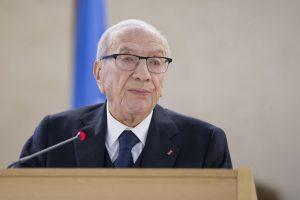 AU begins 3-day mourning to honour late Tunisian President