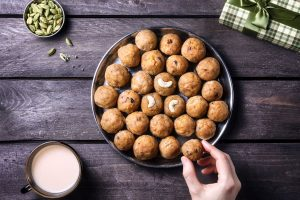 Recipe: Besan Laddu, a traditional Indian sweet