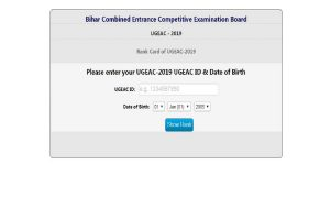 Bihar UGEAC merit list 2019 released at bceceboard.bihar.gov.in | Direct link here