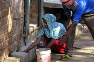 Bihar declared free from horrible practice of manual scavenging