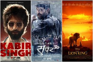 Super 30, Kabir Singh fare well at box office even as The Lion King makes entry