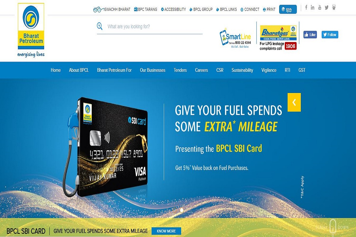 BPCL recruitment 2019: Applications invited for various posts, apply till August 5 at bharatpetroleum.com