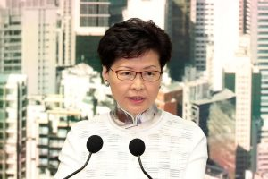 Hong Kong student leaders reject Carrie Lam's offer to talk, demand resignation