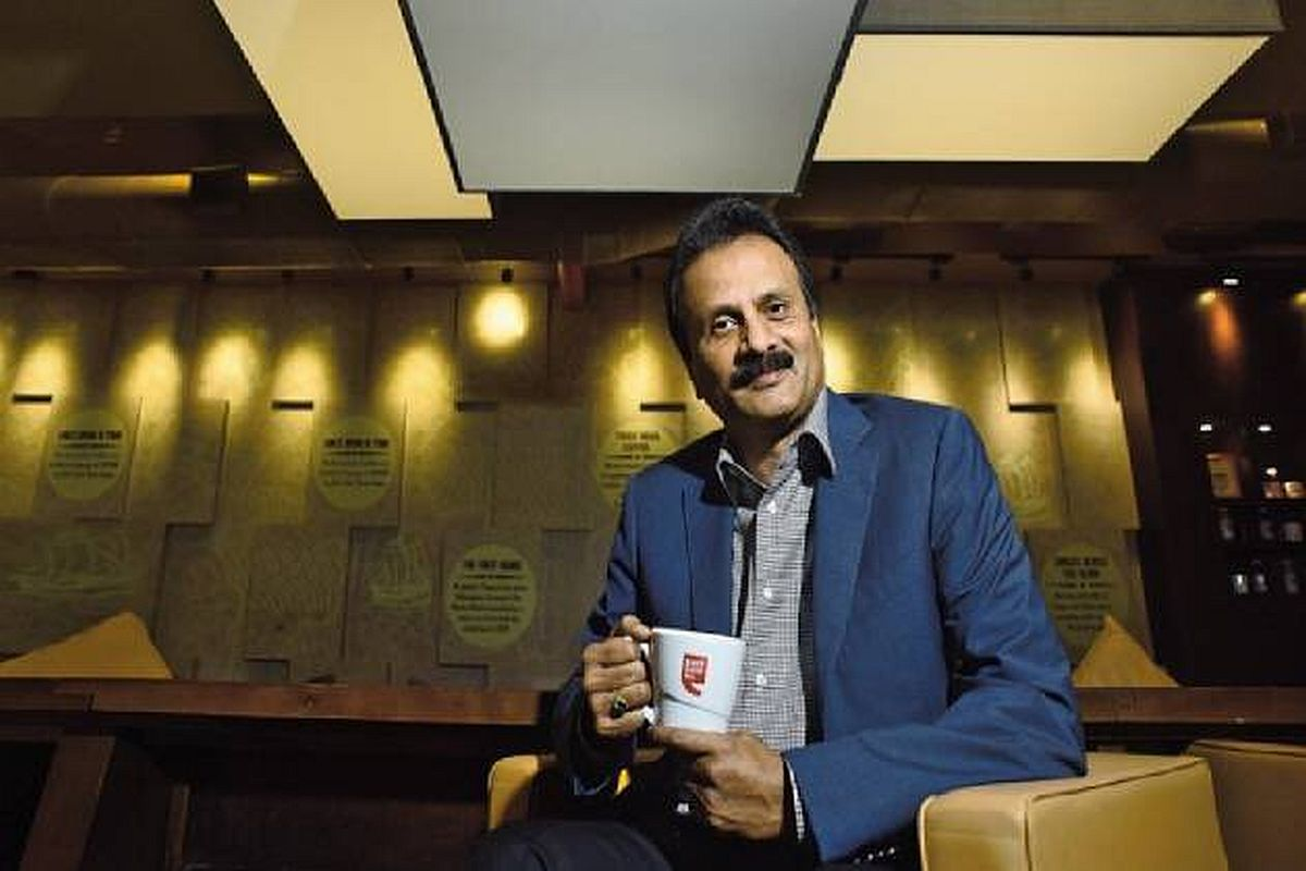 Cafe Coffee Day owner and ex-Karnataka CM son-in-law VG ...