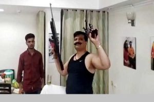 BJP serves MLA Champion expulsion notice over viral video