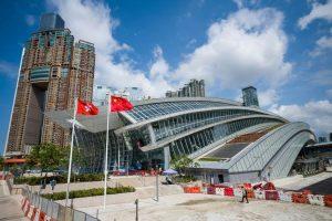 China station next target for Hong Kong protesters