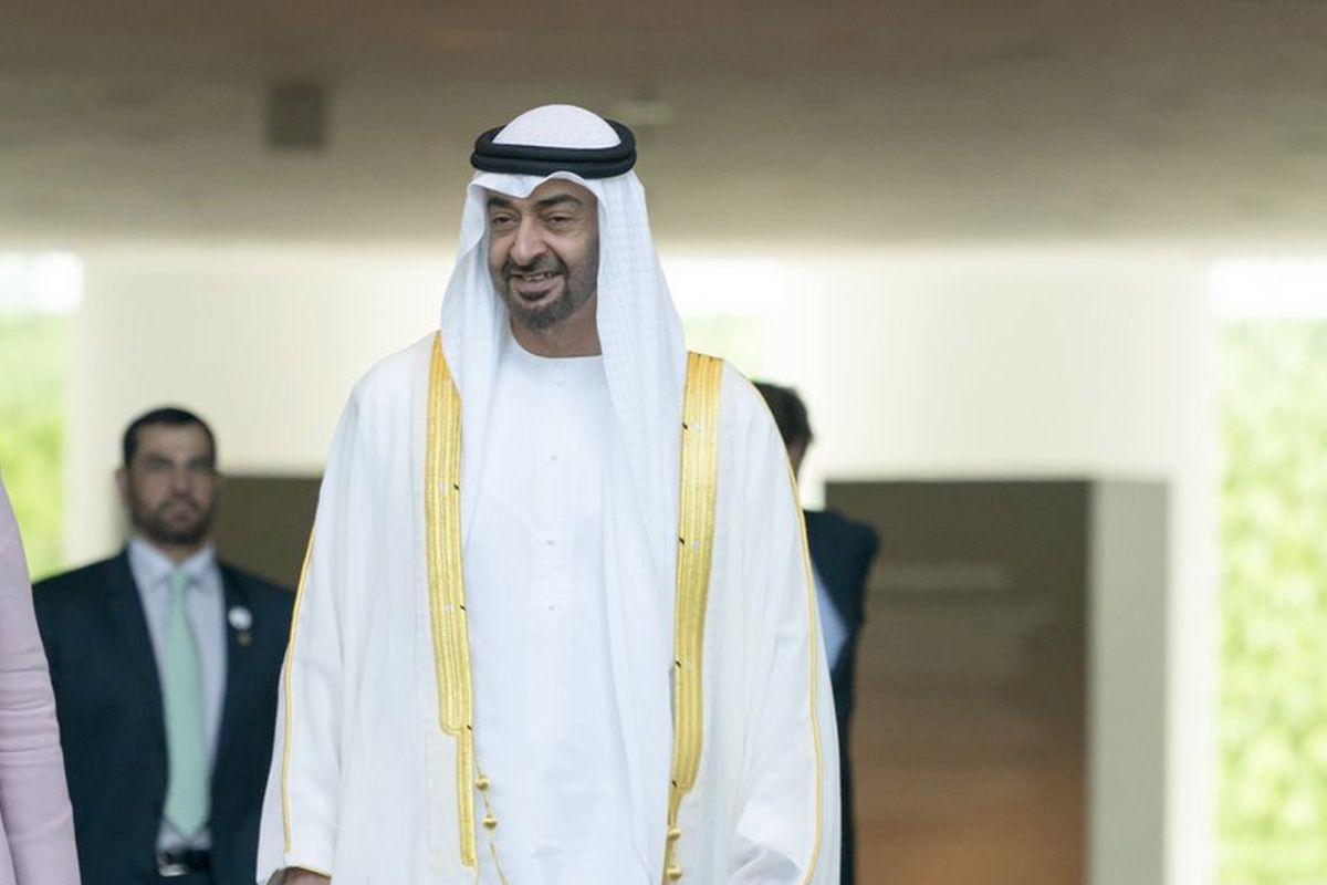 Abu Dhabi Crown Prince Sheikh Mohammed Bin Zayed Al Nahyan to ...