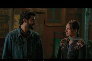 Watch Sonakshi Sinha and Priyansh Jora's romance bubble in Khandaani Shafakhana song Dil Jaaniye