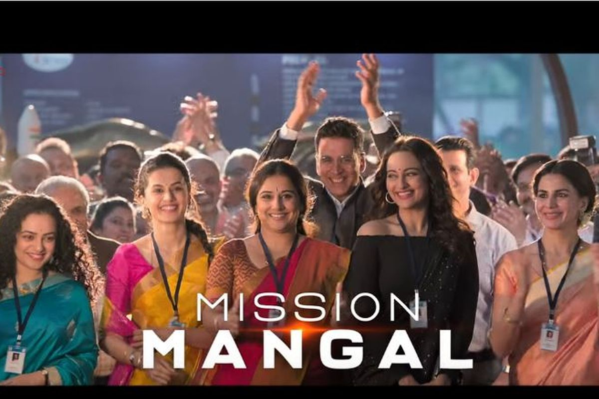 "Mission Mangal's first song ""Dil Mein Mars Hai"" out"