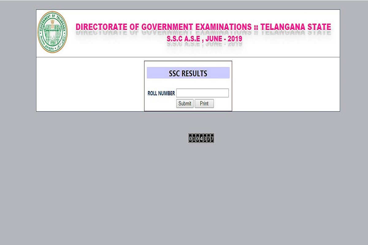 Telangana Class 10 supplementary results 2019 declared at