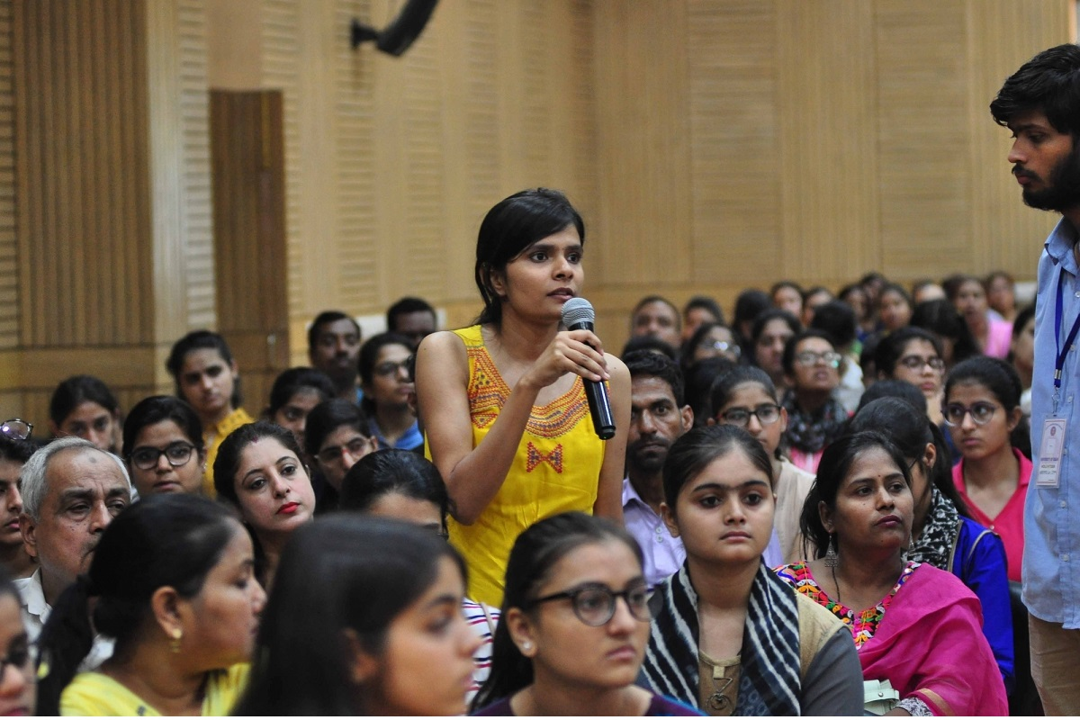 Aspirants struggle on last day of DU admissions under 2nd cut-off