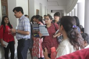 Delhi University to drop cut-off for EWS students by 2 pc