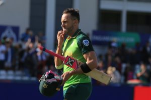 Faf du Plessis predicts India-England final in 2019 World Cup