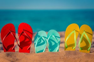 How to choose the best footwear for monsoons