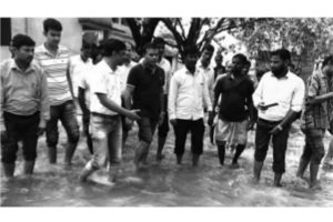 Many flee North Dinajpur as flood inundates homes