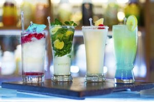 Recipe: Sunshine fruity juicy mock tail