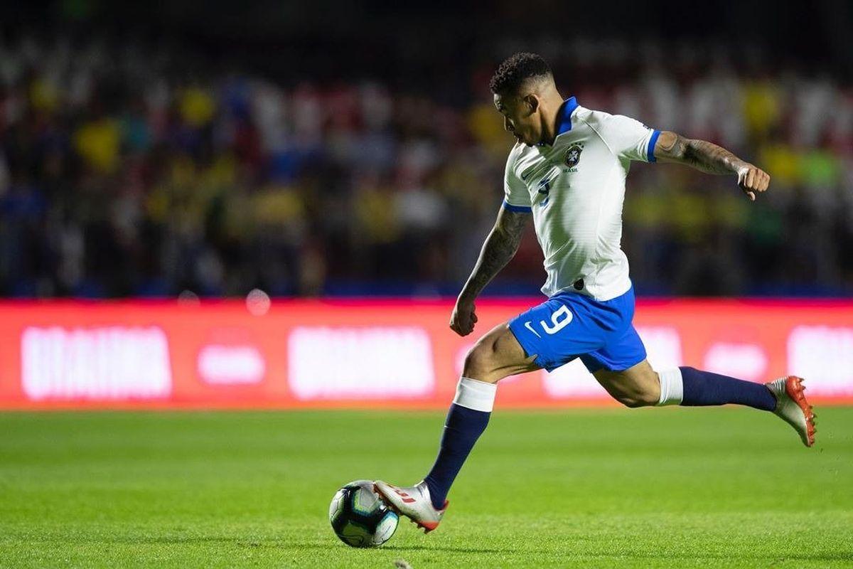 Lionel Messi, Gabriel Jesus, Brazil, Argentina, Chile, Copa America 2019