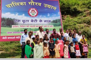 469 gardens to be developed for daughters in HP's Mandi district
