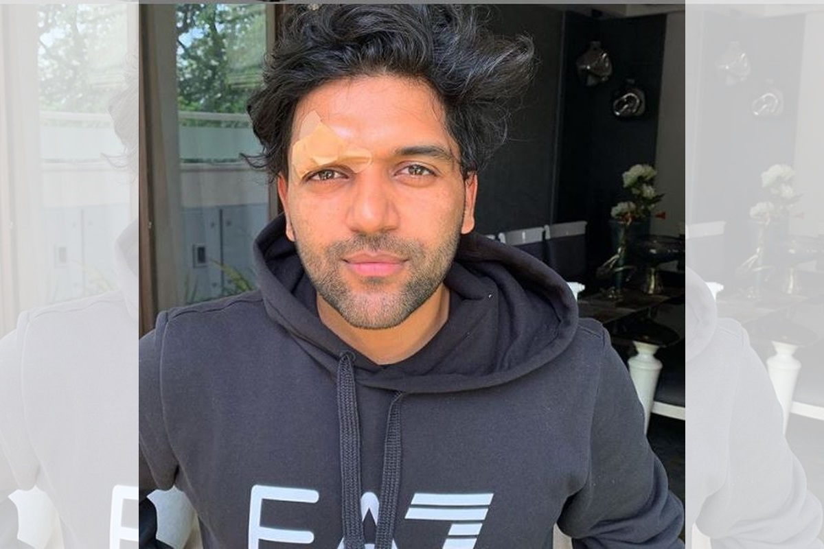Guru Randhawa injured during Canada concert tour, confirms on return to India
