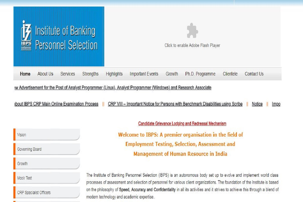 IBPS Officer Scale 1 admit cards 2019, IBPS Scale 1 admit cards, ibps.in, Officer Scale 1 admit cards, Institute of Banking Personnel Selection, IBPS Officer Scale 1 admit cards