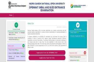 IGNOU OPENMAT, B.Ed registration date extended, apply till July 5 at ntaignou.nic.in