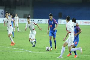 Intercontinental Cup 2019: India face Syria in last league match