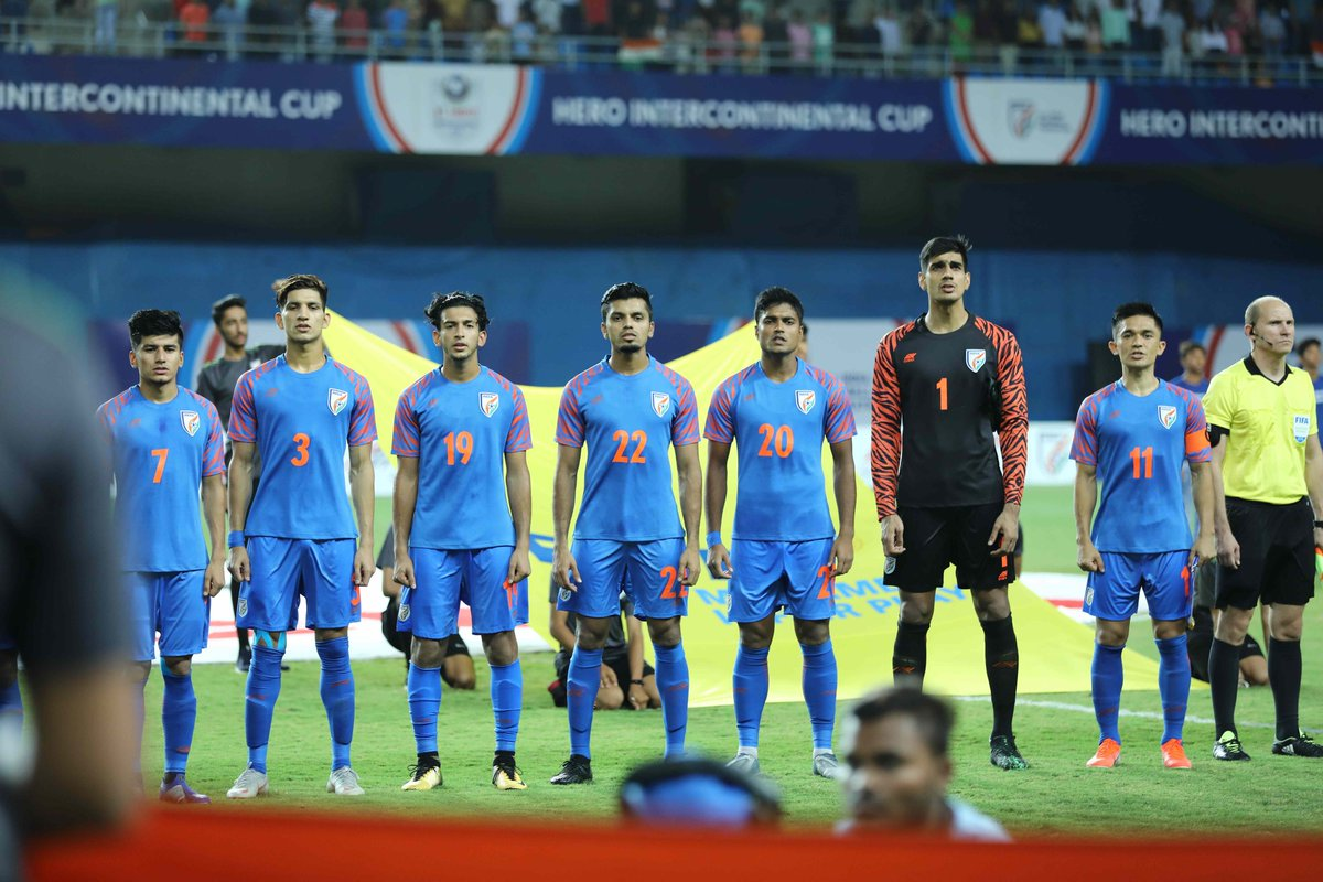 Fifa World Cup 2022 Afc Asian Cup 2023 Joint Qualifiers India In Group E Checkout Full Schedule Of India S Matches