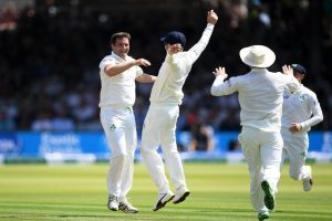 Tim Murtagh: First Ireland pace-bowler to pick up five-wicket haul
