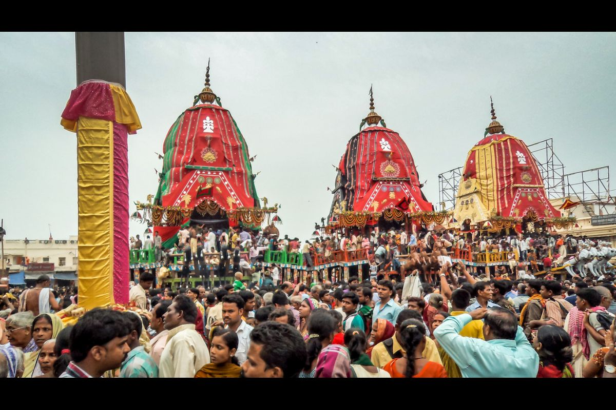 Jagannath Rath Yatra 2019: All you need to know