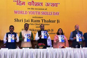 State govt to explore possibilities to set up Skill University in Himachal: CM