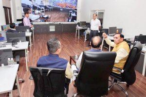 Jai Ram Thakur meets Gujarat Chief Minister