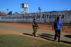 Many decapitated among 57 killed in clashes between rival gangs in Brazil jail