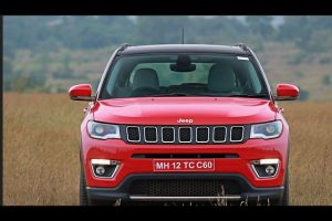 Jeep Compass facelift expected in 2020