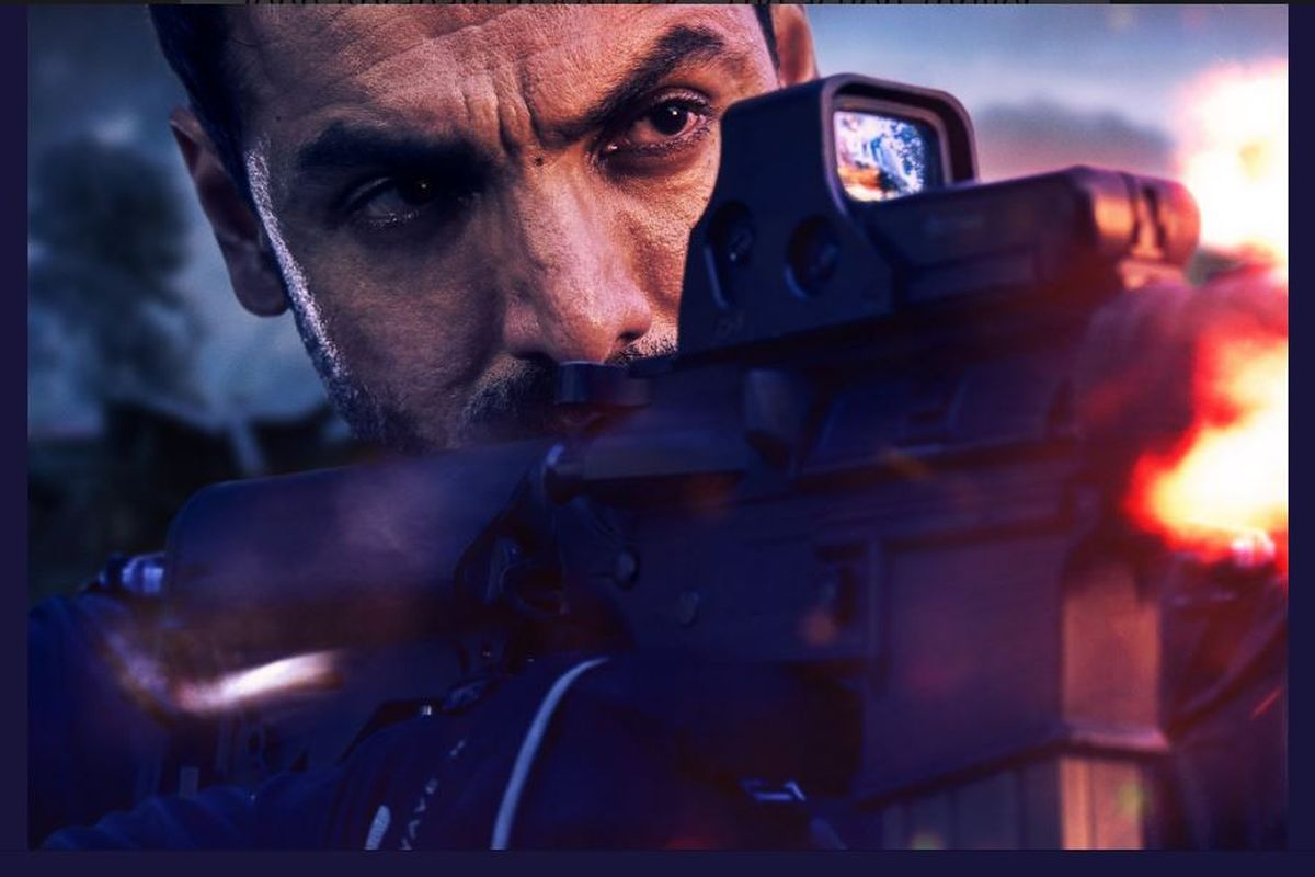 John Abraham on action spree, signs another film 'Attack'