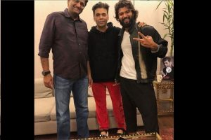 Karan Johar to remake Vijay Deverakonda's Telugu film, Dear Comrade in Hindi