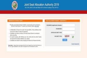 JoSAA third round seat allotment results 2019 declared at josaa.nic.in | Check via direct link here