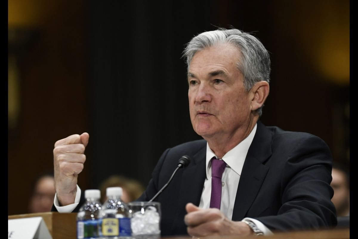 Fed chair, Market sentiment, Jerome Powell