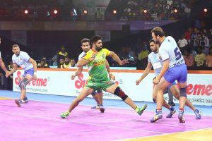 Patna Pirates record narrow win against Tamil Thalaivas