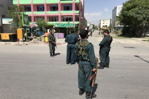 34 killed in massive blast in Kabul; many injured