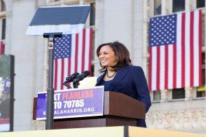 Kamala Harris' campaign raises $12m in 2nd quarter