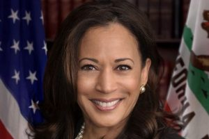 Kamala Harris surges to second spot among Democratic presidential aspirants