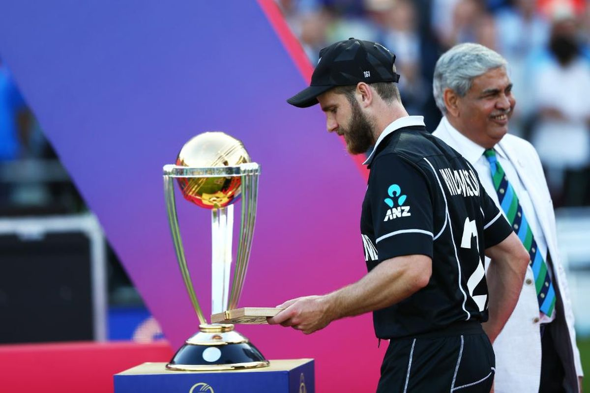 Kane Williamson, Martin Guptill, ICC Cricket World Cup , Final