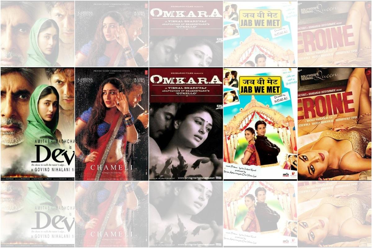 Kareena Kapoor Khan, Omkara, Dev, 19 years, Madhubala, Jab We Met, Refugee, Heroine, Chameli, Sudhir Mishra, Abhishek Bachchan
