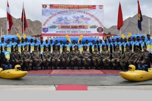 To celebrate Kargil war success, Army team set to create national record in white water rafting