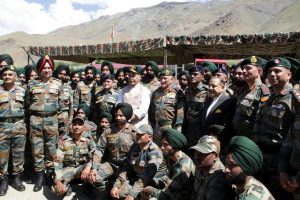 Kashmir issue will be solved soon, says Rajnath Singh