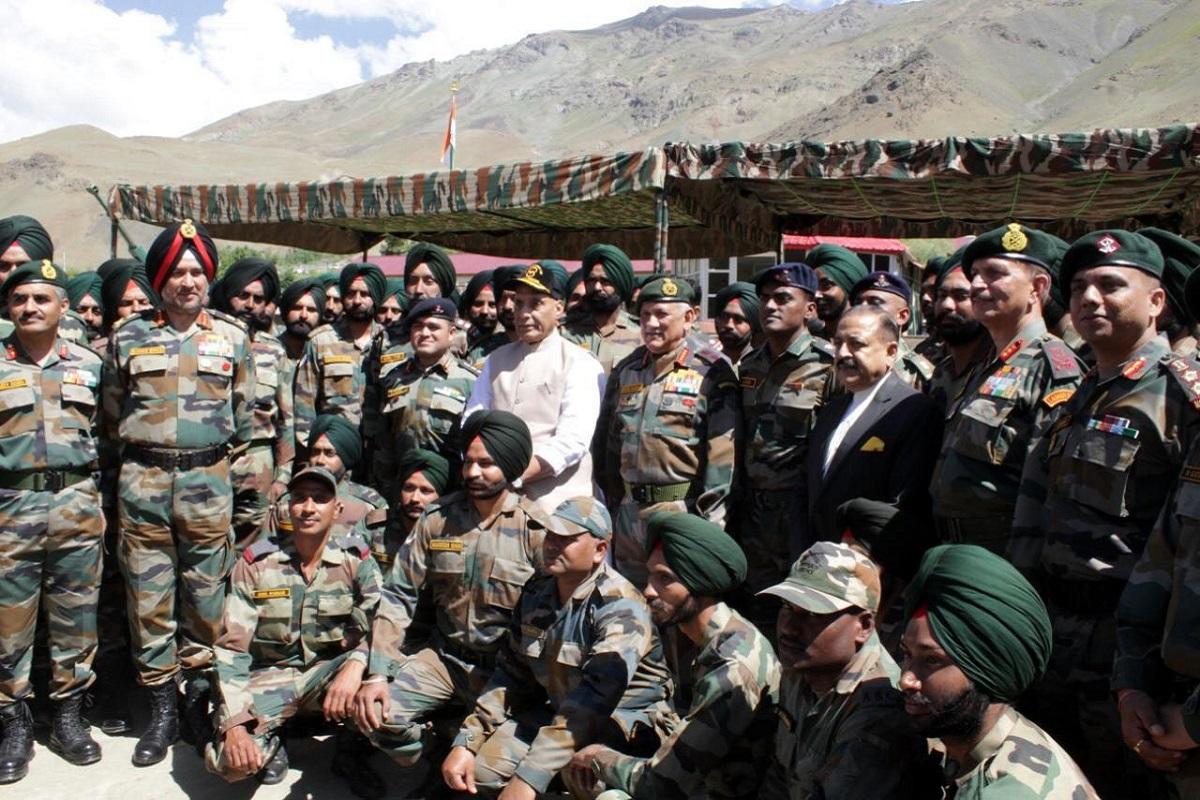 Kashmir issue, Rajnath Singh, Jammu, Kashmir, Ujh bridge, Kathua, Jammu and Kashmir