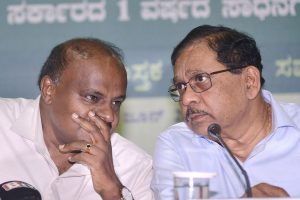 Karnataka Congress ministers ready to resign: Deputy CM