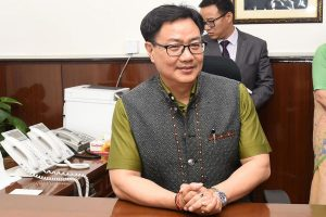 'Bring the Cup': Kiren Rijiju's message to Team India ahead of World Cup semis
